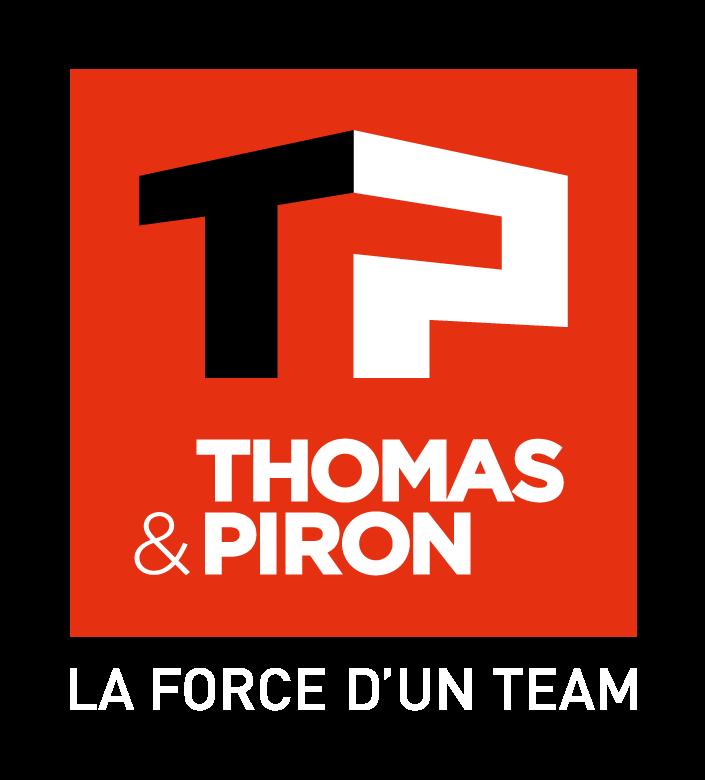 Logo de Thomas & Piron